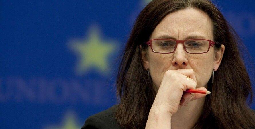 Сесилия Мальмстрем / Фото: noi.md
