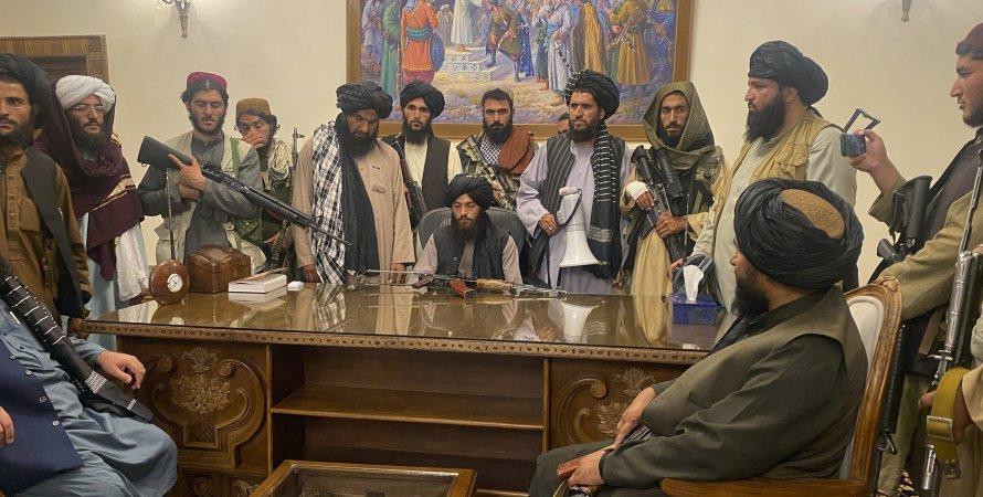 ситуація в Кабулі