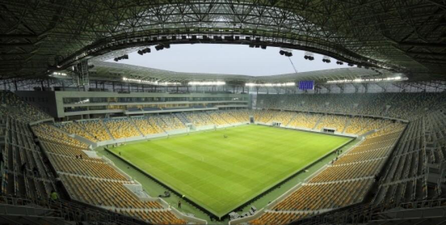 Стадион, Львов-Арена, львов, переименование, степан бандера