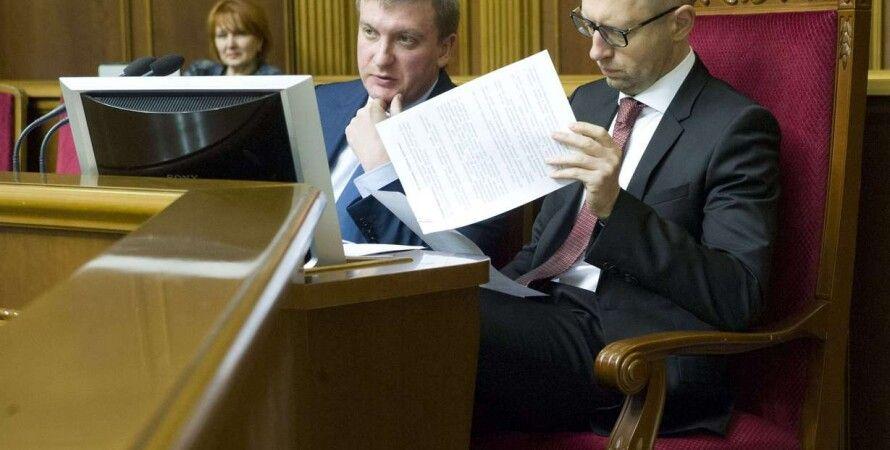 Фото пресс-службы Верховной Рады