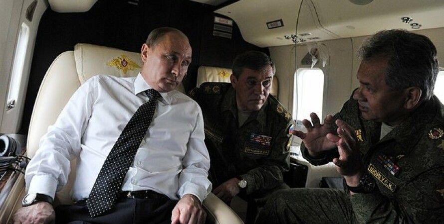 Владимир Путин и Сергей Шойгу / Фото: пресс-служба Кремля