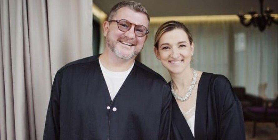 Дмитро та Олена Борисові