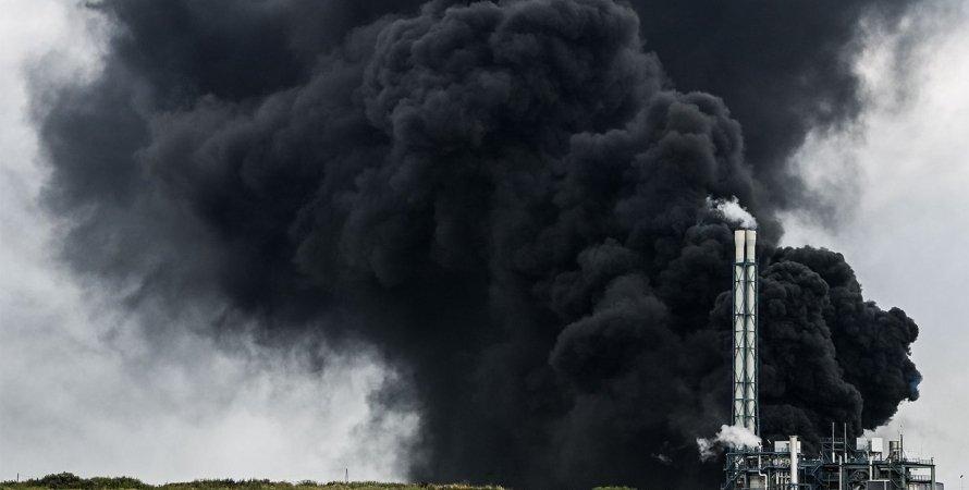 Взрыв в Леверкузене