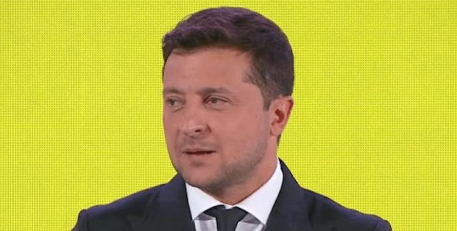 Володимир Зеленський, президент України,