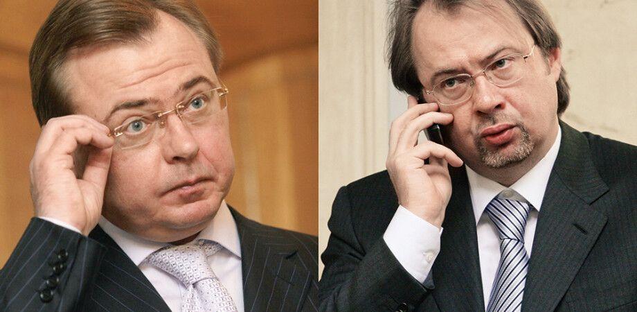 Сергей и Александр Буряки