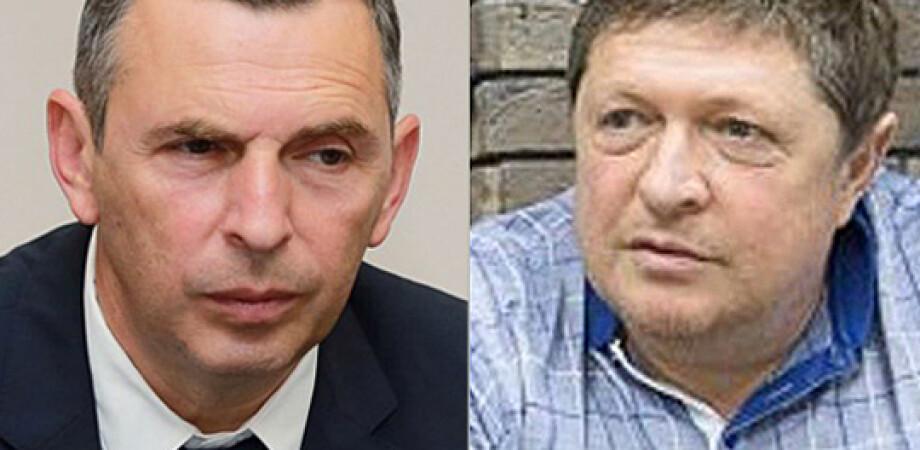 Сергей и Борис Шефиры