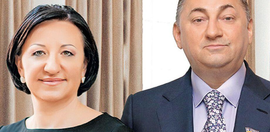 Александр и Галина Гереги