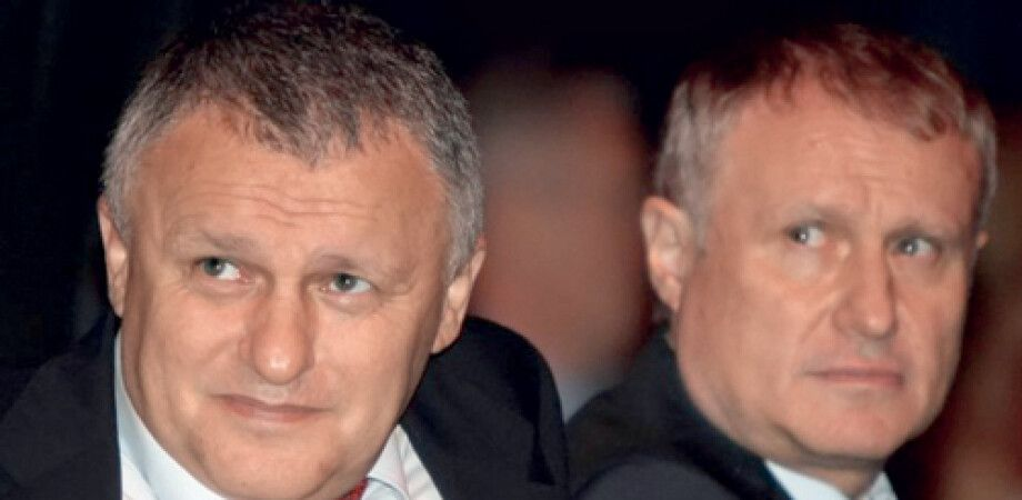 Игорь и Григорий Суркисы