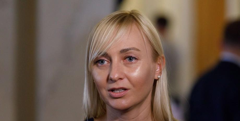 Квартиру нардепа Устиновой арестовали после иска замглавы ГСУ НП Шевцова