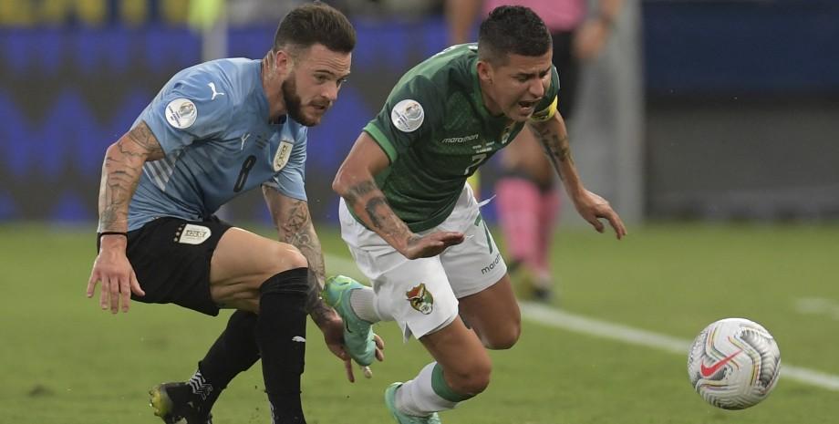 Боливия Уругвай, Копа Америка 2021
