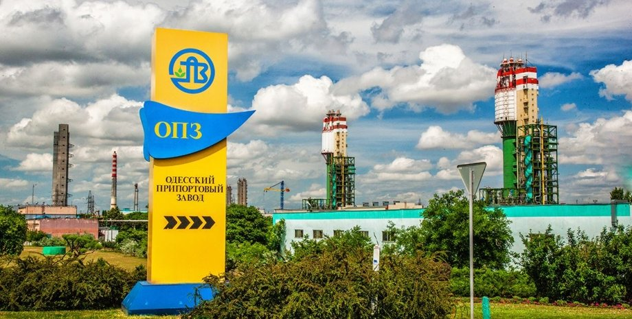 Фото: пресс-служба Одесского припортового завода