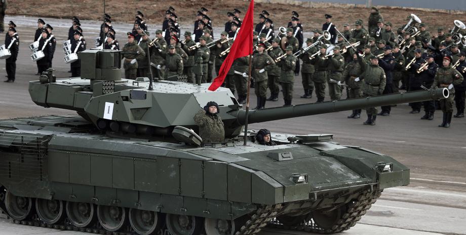 танк, Росія, озброєння, армія, Міноборони РФ, озброєні сили, війна