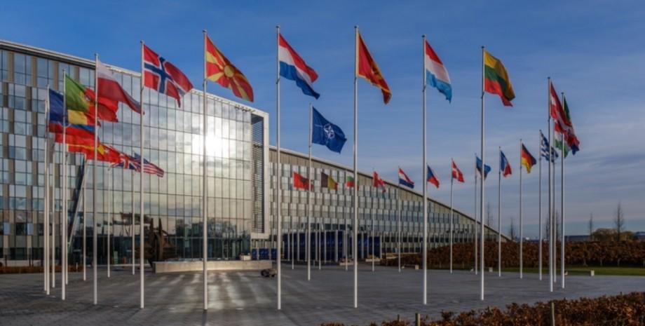 НАТО, дипломатична місія рф