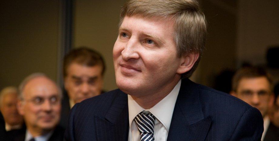 Ринат Ахметов / Фото: hubs.ua