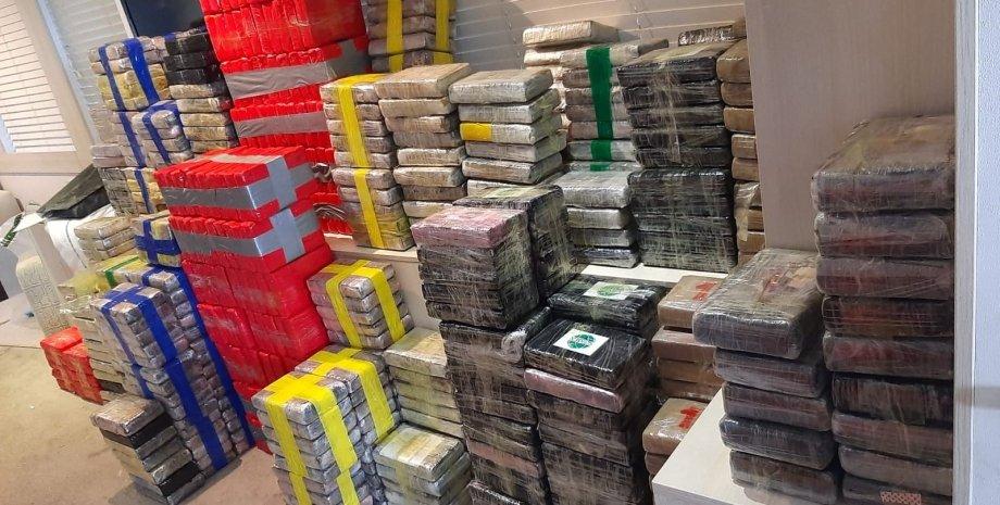 1,5 тонны кокаина