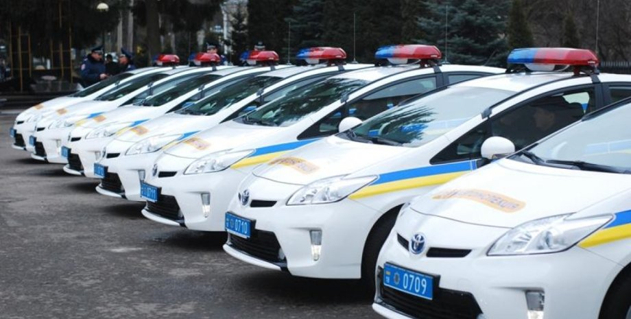 Автомобили МВД / Фото пресс-службы МВД