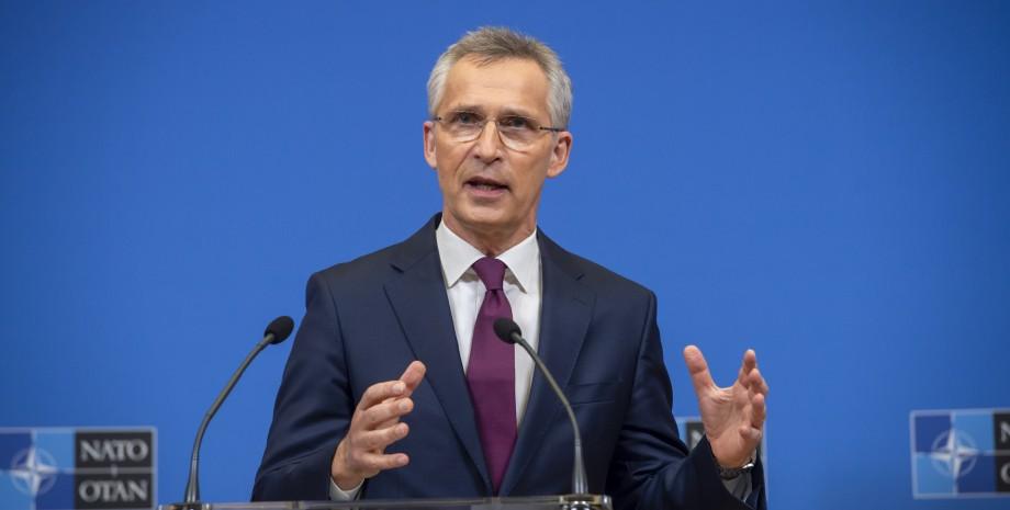 Йенс Столтенберг, НАТО, Євросоюз, генсек