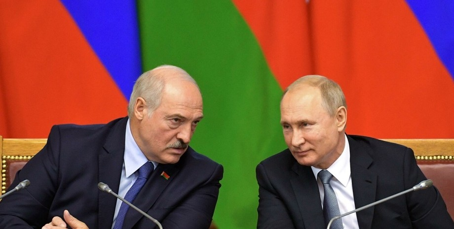 Александр Лукашенко, Владимир Путин, встреча Путина и Лукашенко, Лукашенко в Москве