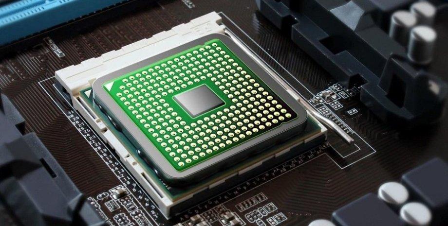 процессор, чип