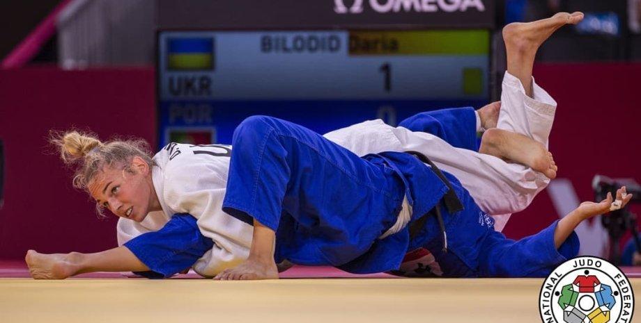 Дарья Белодед Олимпиада 2020