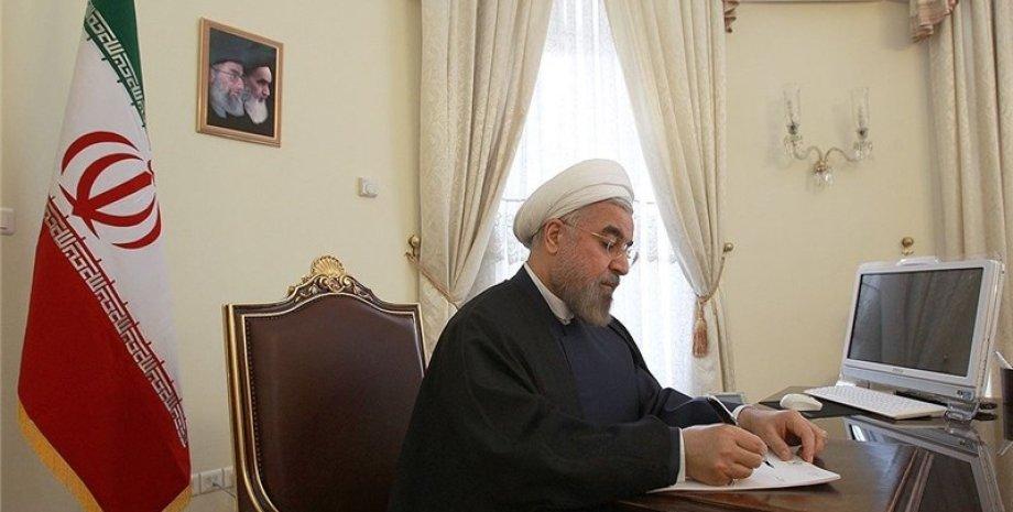 Фото: president.ir
