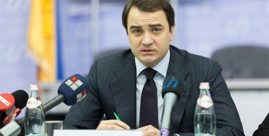 Андрей Павелко / Фото: 24tv.ua
