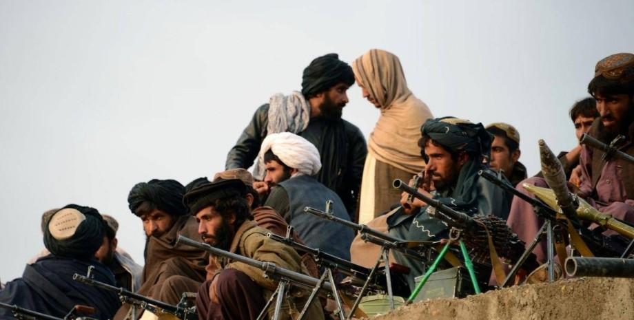Талибан, талибы