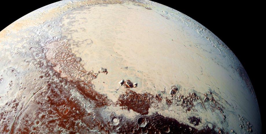 Плутон / Фото: NASA