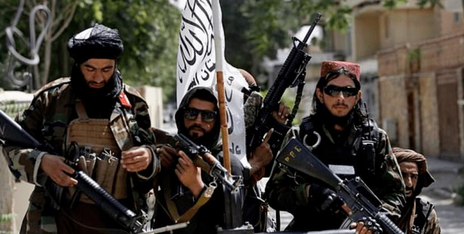 талибы отыскивают афганцев
