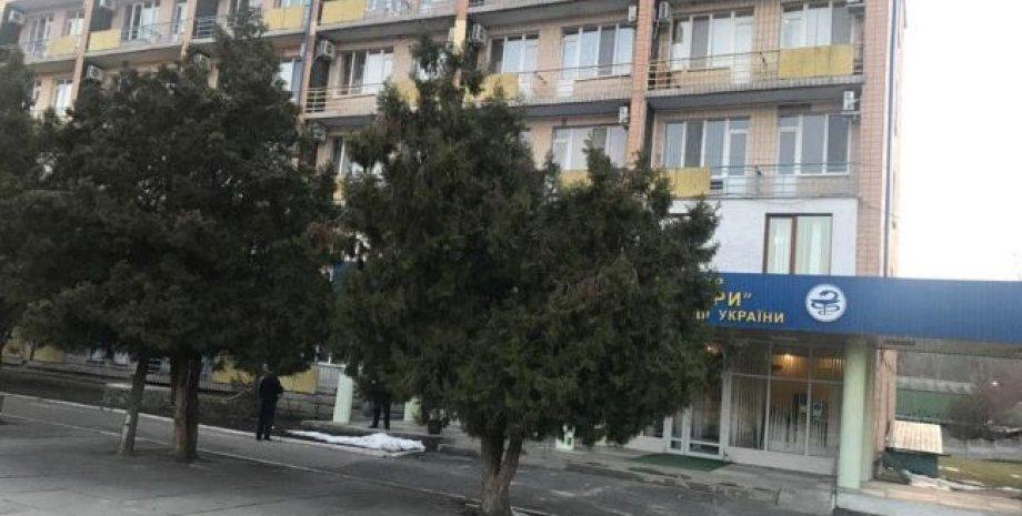 Санаторий Новые Санжары/Фото: poltava.to