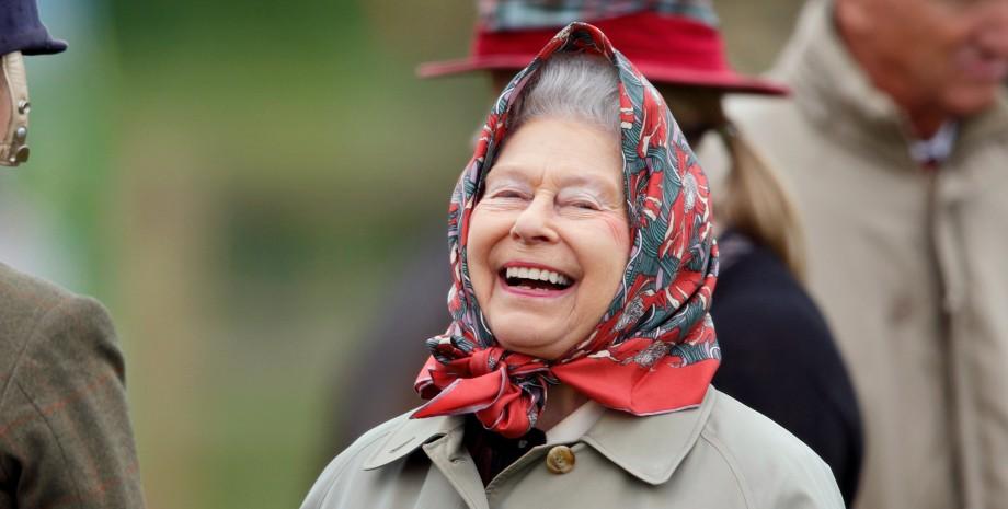 Єлизавета II, королева, почуття гумору