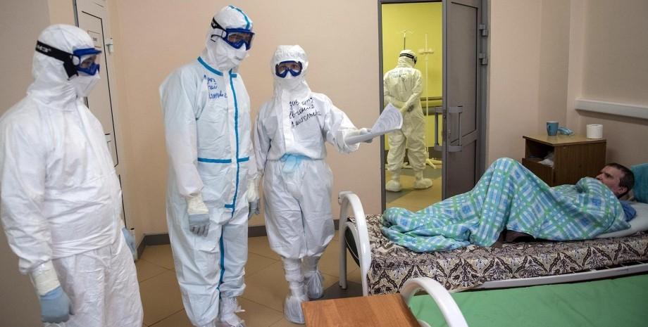 ковид, коронавирус, больница, фото