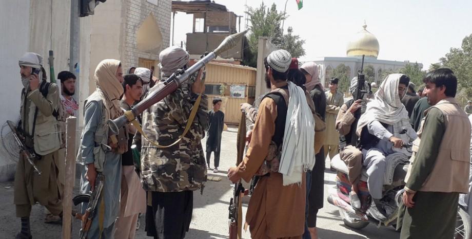 талибы, Кабул, Афганистан