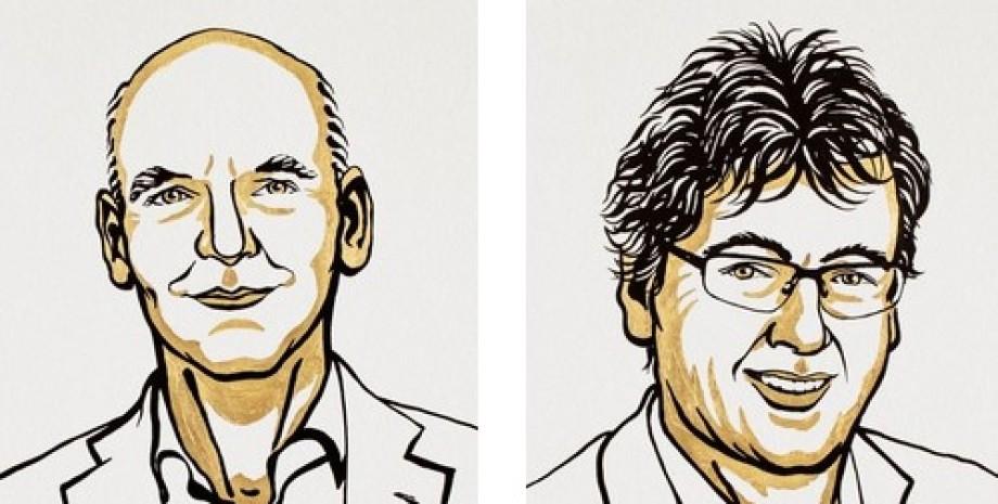Нобелівська премія з хімії 2021, Беньямін Лист, Девід Макміллан.