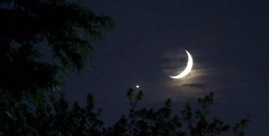 луна, сон, лунный цикл