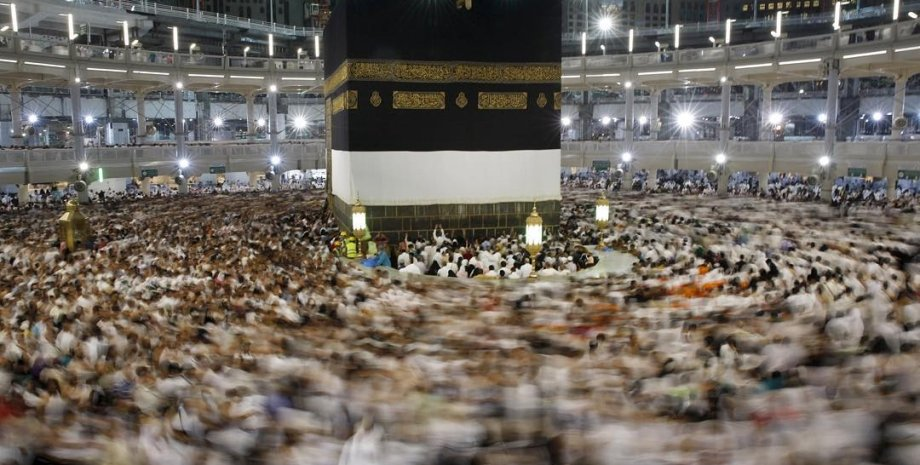 Паломники в Мекке / Фото: naij.com