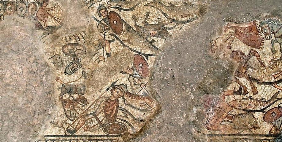 Ветхозаветный сюжет о том, как Красное море поглотило солдат фараона, преследующих иудеев во время исхода из Египта. Фото Jim Haberman