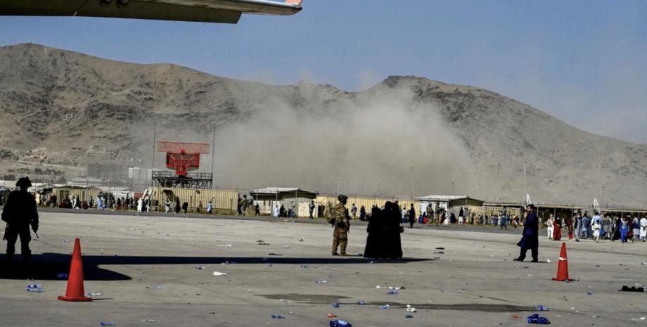 Кабул, Афганистан, аэропорт