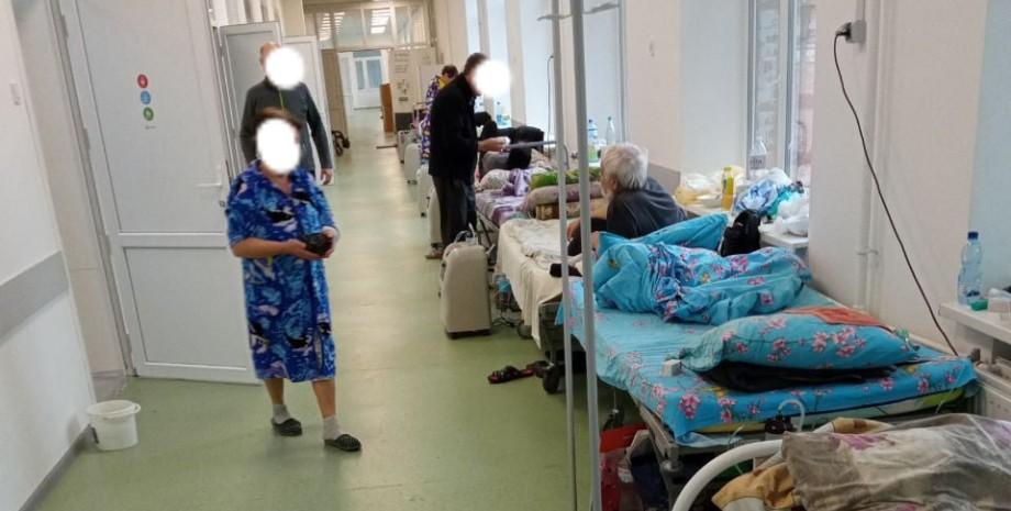 коронавирус, больница, харьков