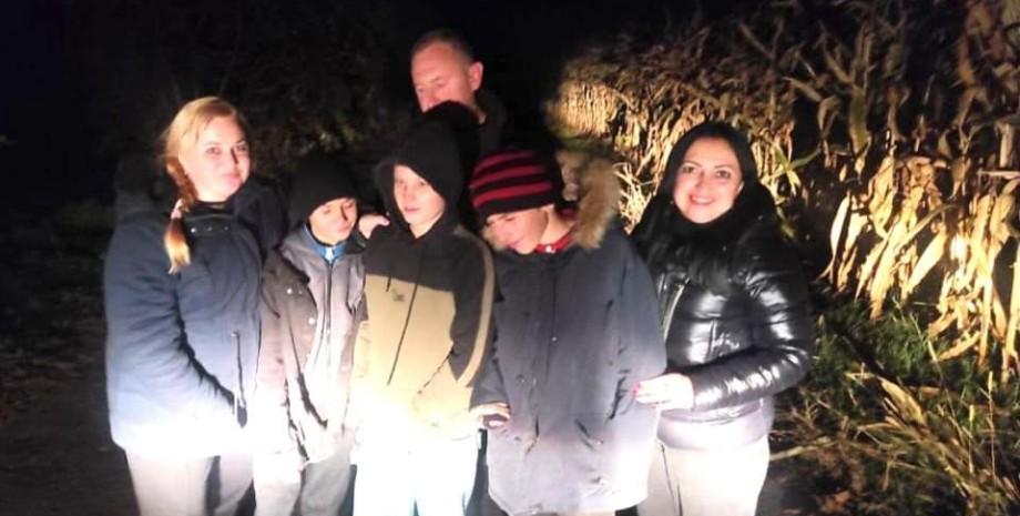 діти, пошуки, київська область, фото
