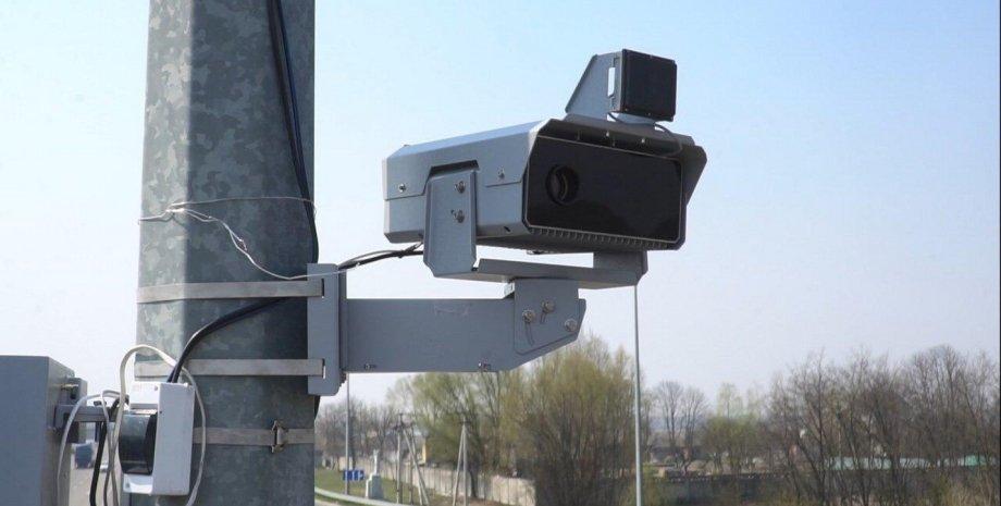 Камера, дороги, ПДР, поліція