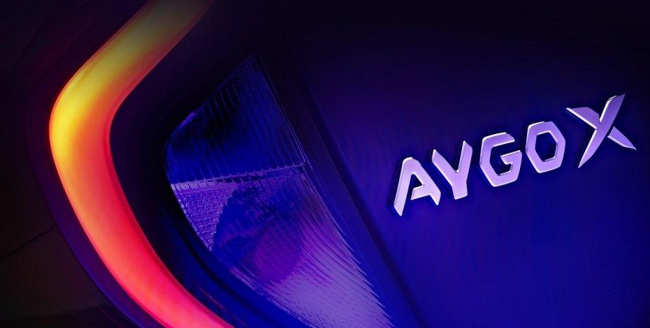 Toyota Aygo X, Toyota Aygo X 2022, нова Toyota Aygo, кросовер Toyota