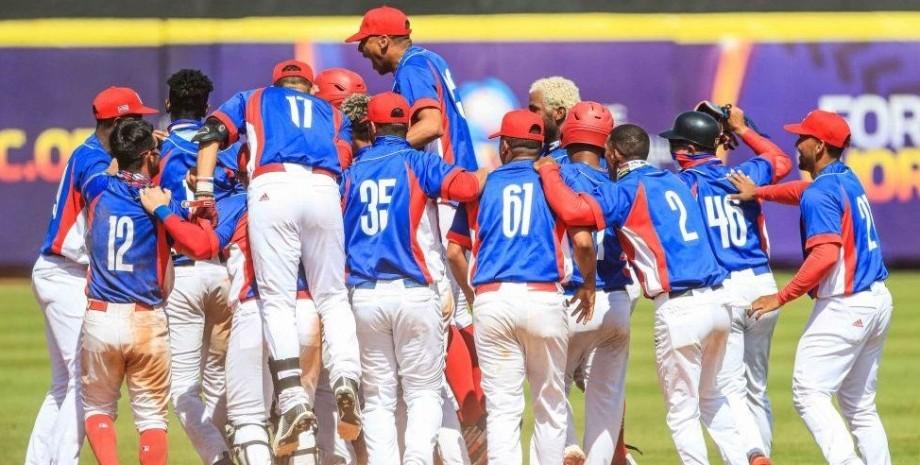 Кубинські бейсболісти «дезертирували»