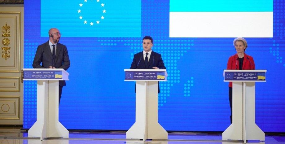 Спільна декларація за підсумками саміту Україна-ЄС