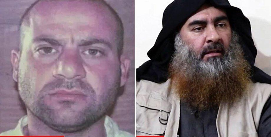 Абдул Рахман аль-Мавли аль-Салба (слева) и Абу Бакр аль-Багдади (справа) / Коллаж: Daily Mail