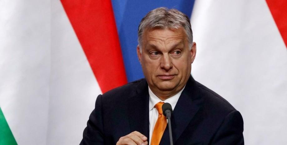 Орбан, Газпром, Венгрия, Россия