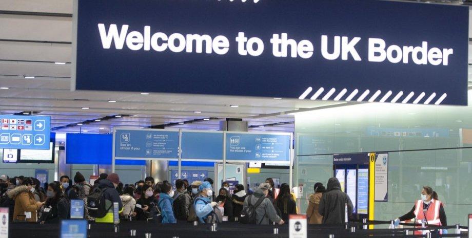 Великобритания, Евросоюз, Брексит, загранпаспорт