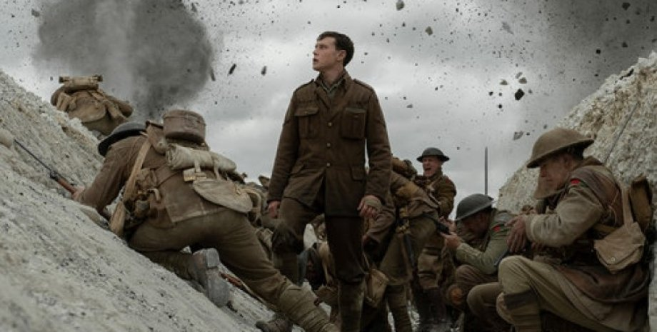 "Кадр из фильма ""1917""/Фото: bafta.org"