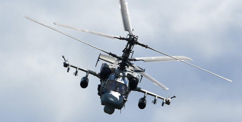 Ка-52К, вертоліт, Росія