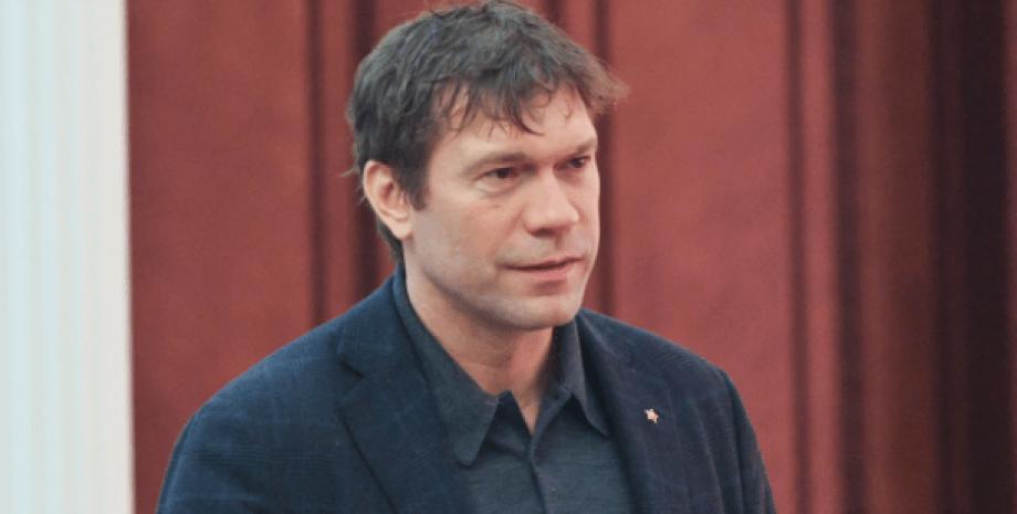 Олег Царев, сепаратист